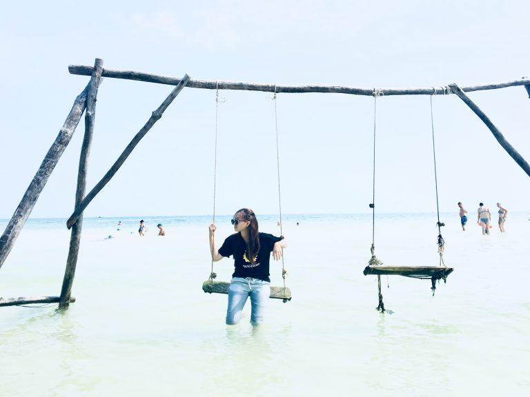 Phu Quoc Island - Sao Beach